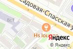 Схема проезда до компании Smoke №1 в Москве
