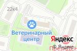 Схема проезда до компании Det-online.ru в Москве