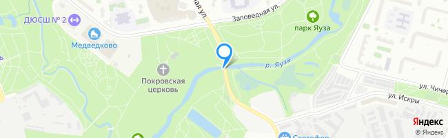 мост Медведковский 2-й
