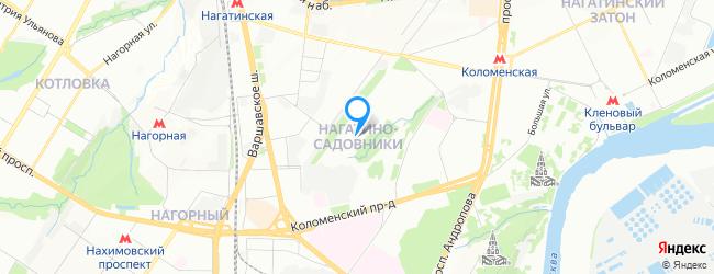 район Нагатино-Садовники
