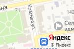 Схема проезда до компании А в Варениковской
