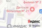 Схема проезда до компании Интел Телеком в Москве