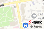 Схема проезда до компании Продуктовый магазин в Варениковской