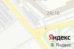 Схема проезда до компании JOB-CAR в Москве