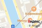 Схема проезда до компании МСП Лизинг в Москве