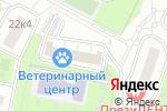 Схема проезда до компании Играева и партнеры в Москве