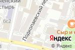 Схема проезда до компании Мир Путешествий ТС в Москве