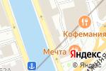 Схема проезда до компании ДМН Инвест в Москве