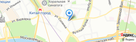 Smile) Театр на карте Москвы