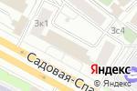 Схема проезда до компании Re: Store в Москве