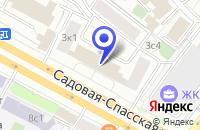 Схема проезда до компании МАГАЗИН БАЛИ МЕБЕЛЬ в Москве