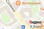 Схема проезда до компании Биоэнергия в Москве