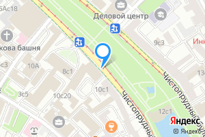 Комната в двухкомнатной квартире в Москве м. Чистые пруды, Чистопрудный бульвар