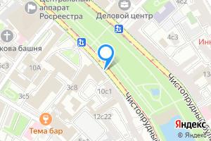 Сдается однокомнатная квартира в Москве м. Чистые пруды, Чистопрудный бульвар