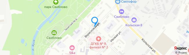 Вересковая улица