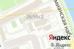 Схема проезда до компании Конституционное и муниципальное право в Москве