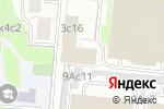 Схема проезда до компании Fullmount.ru в Москве