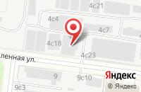 Схема проезда до компании Магазин бытовой химии и хозяйственных товаров в Кутузово