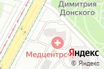 Схема проезда до компании Sweet Smile в Москве