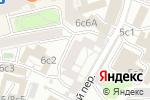Схема проезда до компании Аудиторская компания в Москве