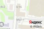 Схема проезда до компании Navi School в Москве