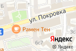 Схема проезда до компании FLOWAY в Москве