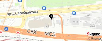 Avtosan на карте Москвы