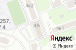 Схема проезда до компании Изобретения ХХI века в Москве