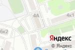 Схема проезда до компании Изобретения стран мира в Москве