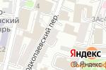 Схема проезда до компании VLADA MOD в Москве