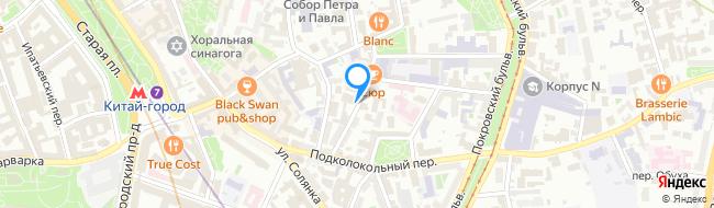 Подкопаевский переулок