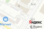 Схема проезда до компании Комтехтранс в Москве