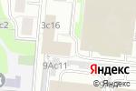 Схема проезда до компании Коннект в Москве