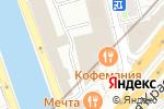 Схема проезда до компании Forum Properties в Москве