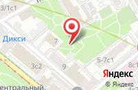 Схема проезда до компании Срочный Сервис в Москве
