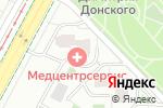 Схема проезда до компании Салон красоты на Полярной в Москве