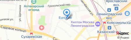 Горнопромышленная финансовая компания на карте Москвы