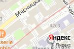 Схема проезда до компании Выездная ветеринарная служба в Москве