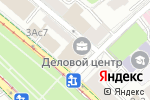 Схема проезда до компании Добрый ангел в Москве