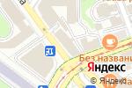 Схема проезда до компании ECR в Москве