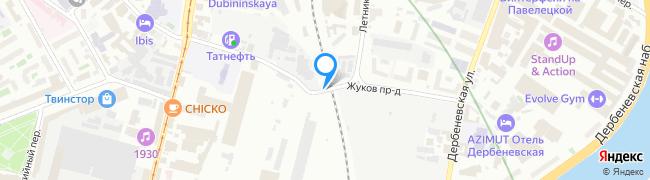 Жуков проезд