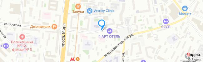 Староалексеевская улица