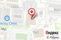 Схема проезда до компании Лаборатория Инвестиций «Лабрейт» в Москве