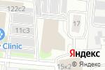 Схема проезда до компании Адвокат - Групп в Москве
