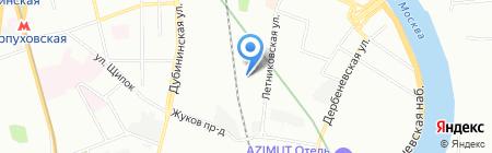 Experium на карте Москвы