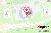 Схема проезда до компании Эксперт Инвест в Москве