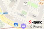 Схема проезда до компании СТРОЙ-ЦЕНТР 2000 в Москве