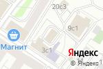 Схема проезда до компании АКБ Транскапиталбанк в Москве