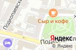 Схема проезда до компании Bucks в Москве