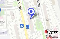 Схема проезда до компании МЕБЕЛЬНАЯ КОМПАНИЯ ЮН-ЭКСПО в Москве
